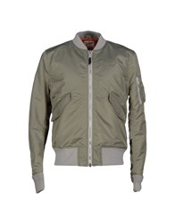 American College Coats And Jackets Jackets Men Military Green