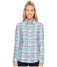Kuhl Asta Long Sleeve Shirt Belize Long Sleeve Button Up Multi