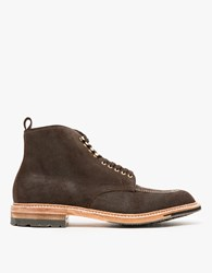Alden Oregon Hill Indy Boot Tobacco