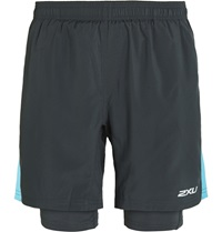 2Xu Pace Compression 7' Running Shorts Black