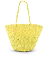 Salinas Beach Bag Yellow