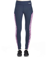 Bench Silent Patterned Active Leggings Total Eclipse
