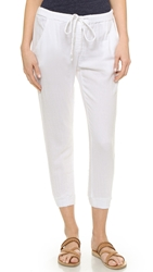 Sundry Gauze Beach Pants White