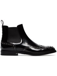 Church's Ketsby Studded Leather Ankle Boots Black