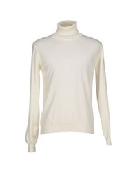 Pal Zileri Turtlenecks Ivory