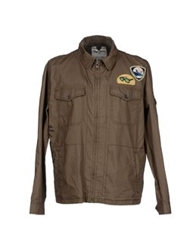 Pepe Jeans Jackets Military Green