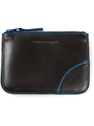 Comme Des Garcons Wallet 'Raised Spike' Coin Purse Blue