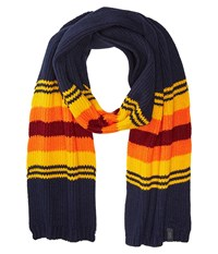 Pendleton National Park Scarf Grand Canyon Stripe Scarves Brown
