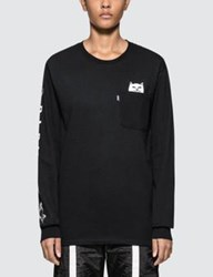 Ripndip Lord Nermal Long Sleeve T Shirt