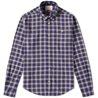 Barbour Oscar Shirt Blue