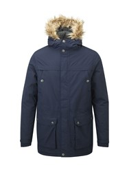 Tog 24 Men's Farley Mens Milatex Parka Jacket Navy