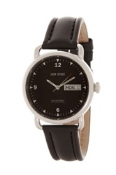 Jack Spade Men's Stillwell Watch Black