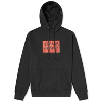 Ksubi Change We Need Popover Hoody Black
