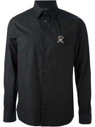 Diesel Black Gold Long Sleeved Shirt
