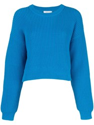 A.L.C. Jeremy Sweater Blue