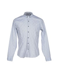X Cape Shirts Shirts Men White