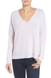 Cupcakes And Cashmere Women's 'Annora' Sweater Light Pink