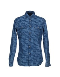 Jacob Cohen Jacob Coh N Denim Denim Shirts Men