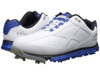 Callaway Xfer Pro White Blue Men's Golf Shoes