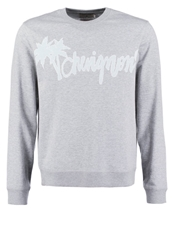 Chevignon Jack Sweatshirt Gris Chine Clair Mottled Grey