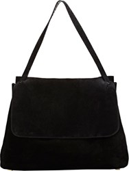 The Row Top Handle 14 Satchel Colorless