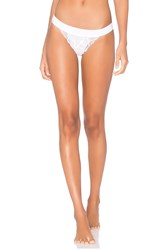Commando Love Lust G String White