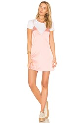 Lovers Friends X Revolve Two In One Slip Pink