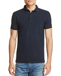 Superdry Classic City Regular Fit Polo Shirt Navy