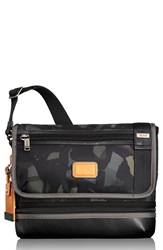 Tumi 'Alpha Bravo Beale' Camo Crossbody Bag Grey Camo
