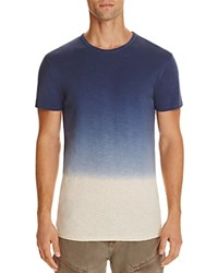 Sovereign Code Faxon Ombre Tee Blue