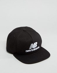 New Balance 5 Panel Pro Cap Black