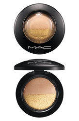 M A C 'Mineralize' Eyeshadow Duo Dual Rays