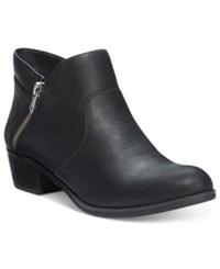 American Rag Abby Ankle Booties Only At Macy's Women's Shoes Black