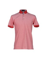 Baldinini Topwear Polo Shirts Men Red