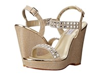 Touch Ups Brynn Gold Shimmer Women's Shoes