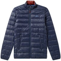 Barbour Nigg Quilted Jacket Blue