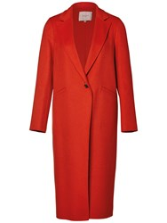 Selected Femme Mimi Coat Flame Scarlett