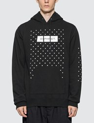 Sophnet. Authentic Logo Dot Hoodie Black