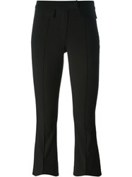John Galliano Vintage Cropped Trousers Brown