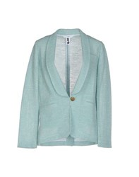 Bark Suits And Jackets Blazers Women Sky Blue