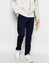 United Colors Of Benetton Slim Fit Chinos Navy06u