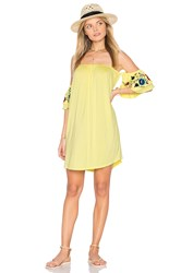 Vava By Joy Han Sofia Dress Yellow