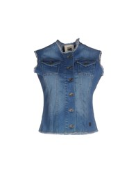 Merfect M Erfect Denim Outerwear Blue