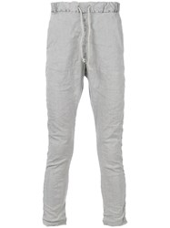 Poeme Bohemien Coulisse Pants Grey