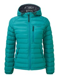 Tog 24 Pro Womens Down Jacket Green
