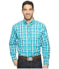 Ariat Everett Shirt Multi Men's Long Sleeve Button Up
