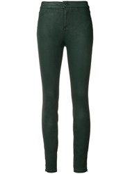 Armani Exchange Skinny Jeans Green