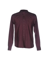 Scout Shirts Deep Purple