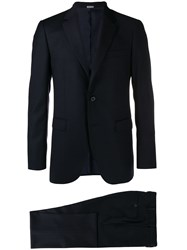 Lanvin Two Piece Suit Blue