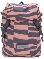 Adidas By Stella Mccartney Training Backpack Pink And Purple